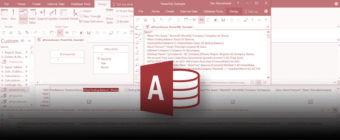Szkolenie Microsoft Access zaawansowany . KM Studio - szkolenia. Baner