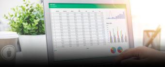 Szkolenie Excel zaawansowany. KM Studio - szkolenia. Baner