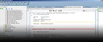 Szkolenie PL/SQL Oracle. KM Studio - szkolenia. Baner. Szkolenia Oracle