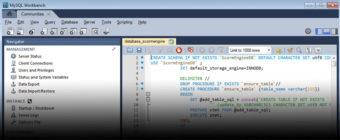 Szkolenie SQL w MySQL | KM Studio - szkolenia. Baner. Szkolenia MySQL.
